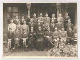Photo De Classe Gent Sint Barbara Collège Ste Barbe Gand Photographie Photo Véritable 98 - Anonymous Persons