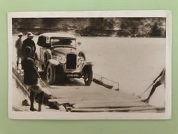 Un Des Nombreux Passages En Bac Du Parcours à Travers La Haute-Volta - Raid Alger-Dakar 1930 - Ohne Zuordnung