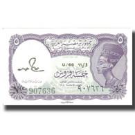 Billet, Égypte, 5 Piastres, KM:185, NEUF - Egypte