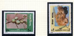 1978 - NEPAL  -  Mi. Nr.  365/366 - USED - (CW4755.43) - Nepal