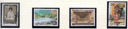 1978 - NEPAL  -  Mi. Nr.  361/364 - USED - (CW4755.43) - Nepal