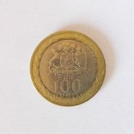 100 Pesos Münze Aus Chile Von 2010 (sehr Schön) - Chile