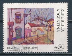 °°° ARGENTINA - Y&T N°1671 - 1989 °°° - Argentina