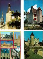 03 / ALLIER /  Lot De 90 Cartes Postales Modernes écrites / Sans Vichy - 5 - 99 Postcards