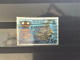 Bermuda - Militaire Basis (25) 1995 - Bahama's (1973-...)