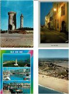 17 / ÎLE DE RE /  Lot De 90 Cartes Postales Modernes écrites - 5 - 99 Postcards