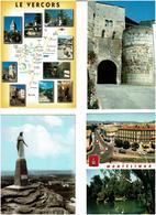26 / DRÔME /  Lot De 90 Cartes Postales Modernes écrites - 5 - 99 Postcards