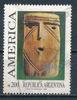 °°° ARGENTINA - Y&T N°1695 - 1989 °°° - Gebraucht