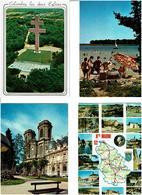 52 / HAUTE MARNE /  Lot De 90 Cartes Postales Modernes écrites - 5 - 99 Postcards