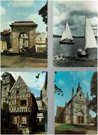 58 / NIEVRE /  Lot De 90 Cartes Postales Modernes écrites - 5 - 99 Postcards
