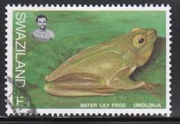 Swaziland  1998 Single E1 Stamp From The Amphibians  Set. - Swaziland (1968-...)