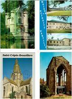 60 / OISE /  Lot De 90 Cartes Postales Modernes écrites - 5 - 99 Postcards