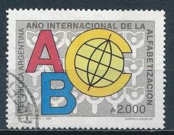 °°° ARGENTINA - Y&T N°1724 - 1990 °°° - Argentina