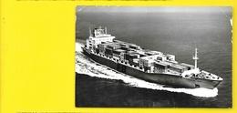 "Photo Du ""CHEVALIER ROZE"" Porte Container Rare - Boats"