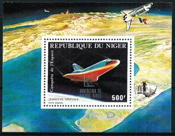 Niger HB 48 (sobrecarga) En Nuevo - Níger (1960-...)