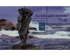 Ref. 98282 * MNH * - ALAND. 1997. 75 ANIVERSARIO DE LA AUTONOMIA - Aland