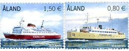Ref. 258823 * MNH * - ALAND. 2011. FERRIS - Aland