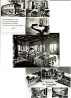 HÔTELS - RESTAURANTS /  Lot De 70 Cartes Postales Semi- Modernes - Cartoline
