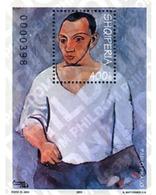 Ref. 78813 * MNH * - ALBANIA. 2000. HOMENAJE AL PINTOR ESPAÑOL PABLO PICASSO - Albania