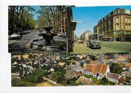Lot 200 CPM Fance - Années 70-80 Majoritairement - 100 - 499 Postcards