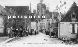 24  Carlux  L'entrée Du Village Route De Salignac - France