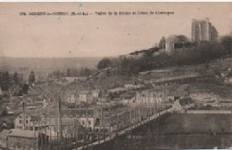 EURE ET LOIR-Nogent Le Rotrou-Vallée De La Rhône Et Usine De Charroyau - 275 - Nogent Le Rotrou