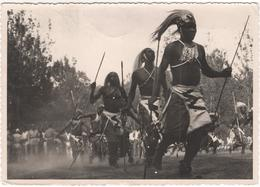 Danseurs Rwandais - & Dancers, Folklore - Rwanda