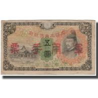 Billet, Chine, 5 Yen, KM:M24a, TB - Chine