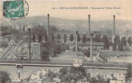 92 - Issy-les-Moulineaux - Panorama De L'Usine Gévelot - Issy Les Moulineaux