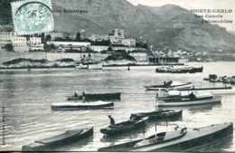 N°74923 -cpa Monte Carlo -les Canots Automobiles- - Harbor