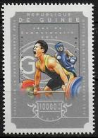 GUINEE  N° 7530 * * Halterophilie Boxe - Weightlifting