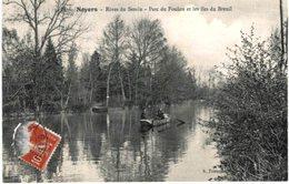 NOYERS .... RIVES DU SEREIN .... PARC DU FOULON - Noyers Sur Serein