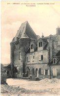 PERNANT ... L ANCIEN CHATEAU FEODAL ... VUE INTERIEURE - France