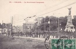 Pas-de-Calais - Le Boulevard Jacquard - Calais