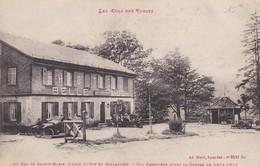 88 Au Col De Sainte-Marie ( Entre Saint-Dié Et Schlestadt ) Col Frontière Avant La Guerre De 1914-1915. Hôtel Belle Vue. - France