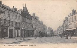 ¤¤    -   CHARLEVILLE   -   Rue Thiers Et Grande Rue  -   ¤¤ - Charleville
