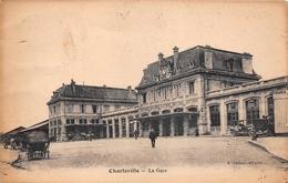 ¤¤    -   CHARLEVILLE   -   La Gare  -   ¤¤ - Charleville