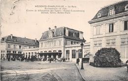 ¤¤    -   CHARLEVILLE  -  MEZIERES   -  La Gare    -   ¤¤ - Charleville