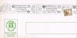 33542. Carta LAS PALMAS (Canarias) 1978. Ajedrez, Chess - Ajedrez