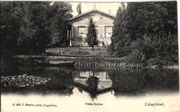 1 Postkaart  Kalmpthout Calmpthout  Villa Erica C1906  Uitgever F.Hoelen N°459 - Kalmthout