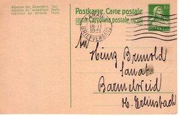 SUIZA -  POSTKARTE    (#4561) - Suiza