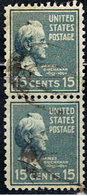 US 541 // YVERT  385 + 385 // 1938 - United States