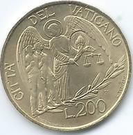 Vatican City - John Paul II - 1997 - 200 Lire - KM284 - Vatikan