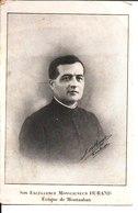 Son Excellence Monseigneur Elie Antoine Durand . Evêque De Montauban. Photo Signée Louis  Albinet Toulouse. - Photographie