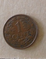 PA. MO. 129. Antilles Néerlandaises 1957. 1 Cent. - Antillen (Niederländische)