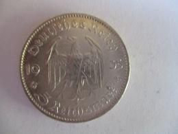 5 Reichmark 1935 G - [ 4] 1933-1945: Drittes Reich