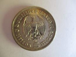 5 Reichmark 1936 E - [ 4] 1933-1945: Drittes Reich