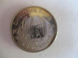 5 Reichmark 1934 D - [ 4] 1933-1945: Drittes Reich