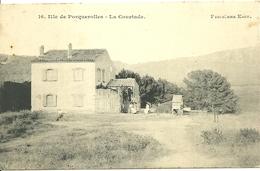 ILE De PORQUEROLLES - La Courtade - Porquerolles