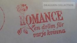 D165981 Sweden Sverige  -EMA- Freistempel -METER STAMP- Stockhaus -Romance  SOLNA 1971 - ATM/Frama Labels